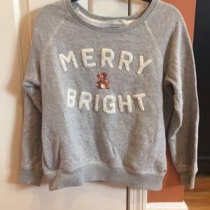 Cozy sweatshirt
